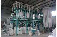 日产30吨左右小麦面粉机械价格